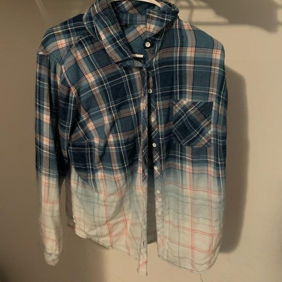 Torrid long sleeve flannel